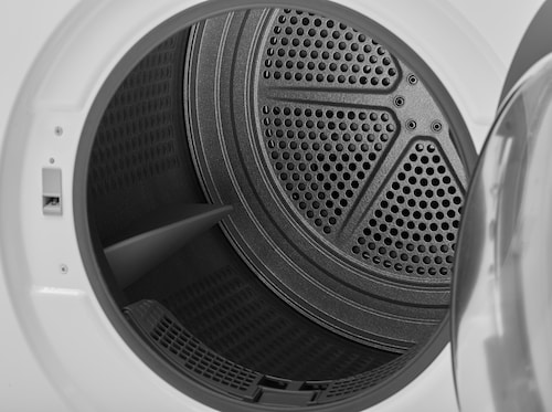 Whirlpool condenser tumble dryer: freestanding, 8kg - FT CM10 8B UK detail